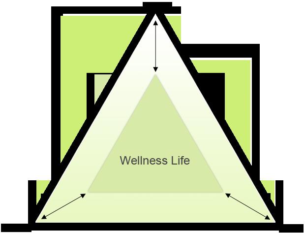 """Wellness life pyramiden"""